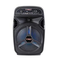 Caixa De Som Amplificada Trc 5510 Bluetooth Usb 100W Rms -