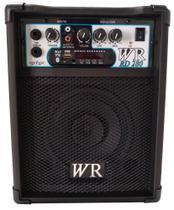 Caixa De Som Amplificada Violão Guitarra Mic Bluet 6 Pol. 40W RMS - E. Sound