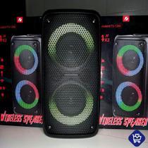 Caixa De Som Amplificada Wireless Speaker KTS-1266 Bluetooth/portátil -