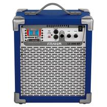 Caixa de Som Amplificadora Frahm USB SD-Card FM e Bluetooth LC250 APP -