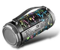 Caixa De Som Bazooka Paint Blast Ii 120W - Pulse -