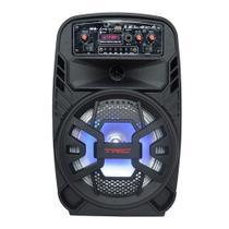 Caixa de Som Bluetooth 100W Rms FM/USB/SD TRC510 - Trc -