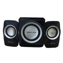 Caixa De Som Bluetooth 18W Subwoofer Wireless VC-G500BT Infokit - Voxcube