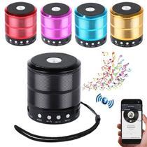 Caixa De Som Bluetooth 887 -
