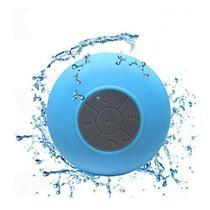 Caixa de Som Bluetooth a Prova Dagua - AZUL - Ukimix