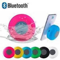 Caixa de Som Bluetooth Banheiro a Prova D'agua - Vilasmart