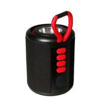 Caixa de Som Bluetooth CP-2704 IPX5 Hayom 5W com Lanterna -