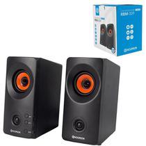 Caixa de Som Bluetooth FM/TF/Aux 60w Hoopson RBM-009 - MERCORIENTAL