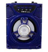 Caixa de som bluetooth Inova Rad-8015 5W com FM -