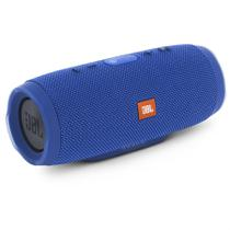 Caixa de Som Bluetooth JBL Charge 3 Azul