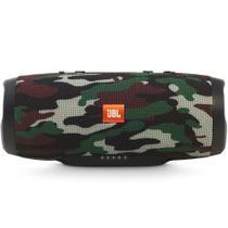 Caixa De Som Bluetooth JBL Charge 3 Camuflada 20w -
