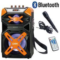 Caixa de Som Bluetooth Oex - Speaker Shock 120w -