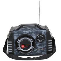 Caixa de Som Bluetooth Polyvox XM-350 200 Watts Bateria Interna -