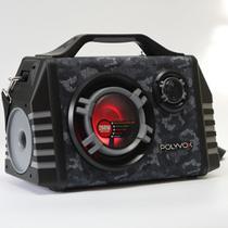 Caixa de Som Bluetooth Polyvox XM-350 200 Watts -