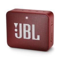 Caixa de Som Bluetooth Portátil JBL GO 2 Vermelha JBLGO2REDBR -