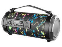 Caixa de Som Bluetooth Pulse Bazooka Portátil - 120W -
