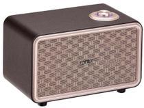 Caixa de Som Bluetooth Pulse Retro Speaker System - Portátil 80W -