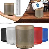 Caixa De Som Bluetooth Q3 Usb Mp3 Aux Com Suporte Celular - Marca