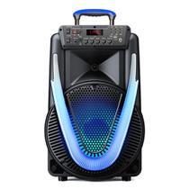 Caixa De Som Bluetooth Sunny II Sp395 Usb Sd Fm Multilaser -
