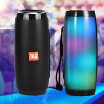 Caixa de som Bluetooth T&G com lanternas led Speaker modelo TG157 -