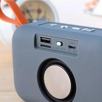 Caixa de som Bluetooth T&G speaker Mini Subwoof modelo TG506 -