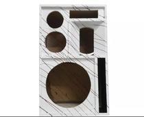 Caixa De Som Bob Esponja Para Falante De 12 - Aldebox