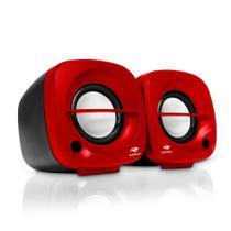 Caixa de Som C3tech 2.0 Sp-303rd -