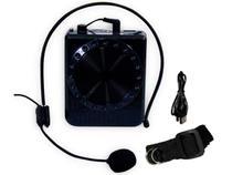 Caixa De Som Cintura Portatil Com Microfone Fm/Micro SD/ Pen Drive Megafone K-150T - Inova
