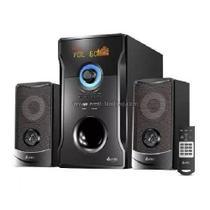 Caixa de Som com subwoofer  Speakers 2.1 60W touch  infokit -