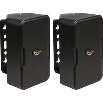 Caixa de Som de Parede Klipsch CP-4T - Preto - Buybox