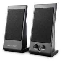 Caixa De Som Flat 3w Rms P2 Pc Notebook Multilaser Sp009 -