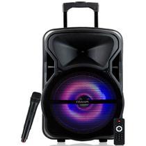 Caixa de Som Frahm 600W Bluetooth com 1 Microfone - 31353 -