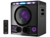 Caixa de Som Gradiente Power Box GMS300 - Bluetooth 300W USB com Tweeter