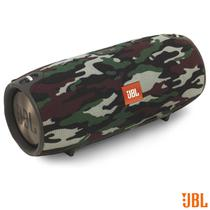 Caixa de Som JBL Charge 3 Bluetooth 20 watts - Camuflada