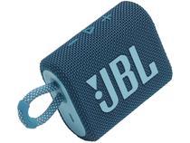Caixa de Som JBL Go 3 Bluetooth Portátil  - 4,2W
