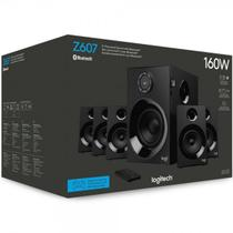 Caixa de Som Logitech Gaming Z607 Bluetooth 160w Surround 5.1 80rms - Z607