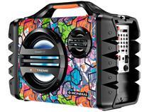 Caixa de Som Mondial Multi Connect Thunder VI - Extreme MCO 06 Portátil 120W