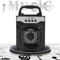 Caixa de Som MS-307-BT Bluetooth - Mjx