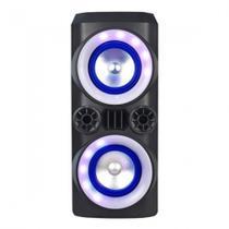 Caixa de Som Multilaser Mini Torre Neon X 300W -