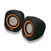 Caixa De Som OEX Para PC e Notebook Speaker Round -