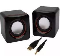 Caixa de Som para PC e Notebook com controle de volume Inova D-02A -