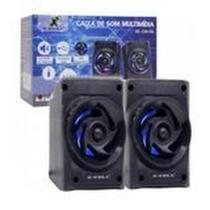 Caixa de Som para PC/Notebook XC-CM-06 - X-Cell -