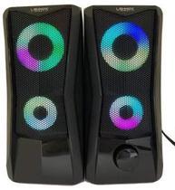 Caixa de Som Pc Lehmox GT-S4 -