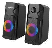 Caixa de Som PC  LEHMOX GT-S6 -