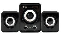 Caixa De Som Pc Ou Notebook Vox Cube Super Bass 11 Watts Rms - Voxcube