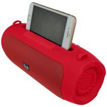 Caixa De Som Portátil 8W Bluetooth / Suporte Para Celular - Idea