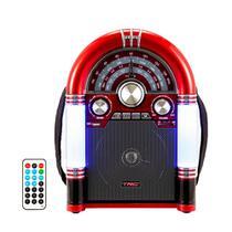 Caixa De Som Portatil Bivolt Bluetooth Usb 35w Trc210 -