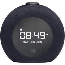 Caixa de Som Portátil JBL Horizon 2 Bluetooth Rádio Relógio - Preta -