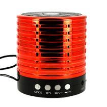 Caixa De Som Portátil Vermelha Bluetooth RAD-398Z - Inova -