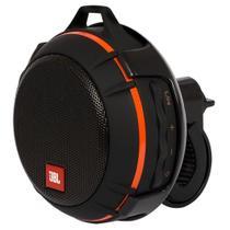 Caixa de Som Portátil Wind Resistente a Água para Moto e Bike P2 e Bluetooth - Jbl